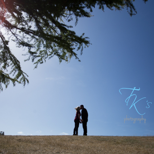 Thumbnail image for Nadia & Darren's engagement shoot