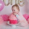 Thumbnail image for Ella ROCKS her cake smash!