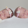 Thumbnail image for Frankie & Georgie newborn twin girls Launceston