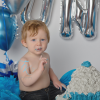 Thumbnail image for Callum's cake smash