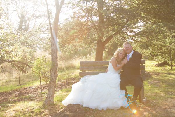 Thumbnail image for Cindy & Matthew {Married} Christmas Hills Raspberry Farm