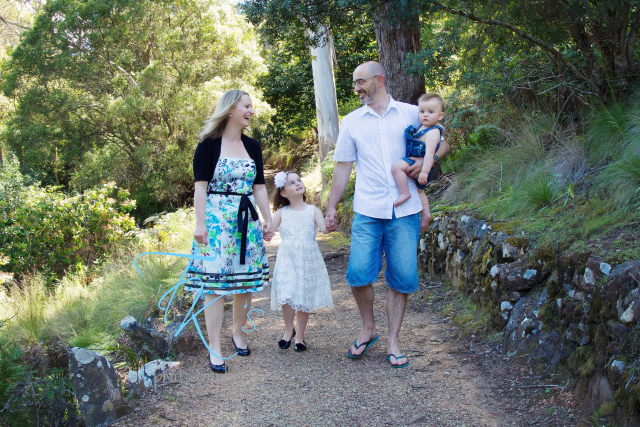 Thumbnail image for The B Family – Family Photographer Launceston