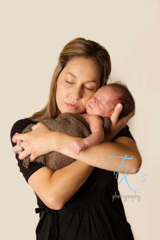 TK's Photography Launceston newborn