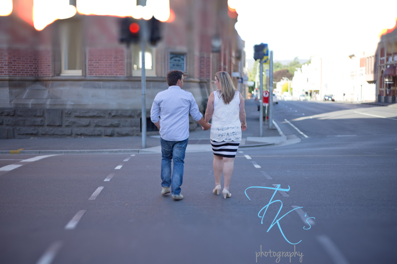 TK's Photography engagement shoot