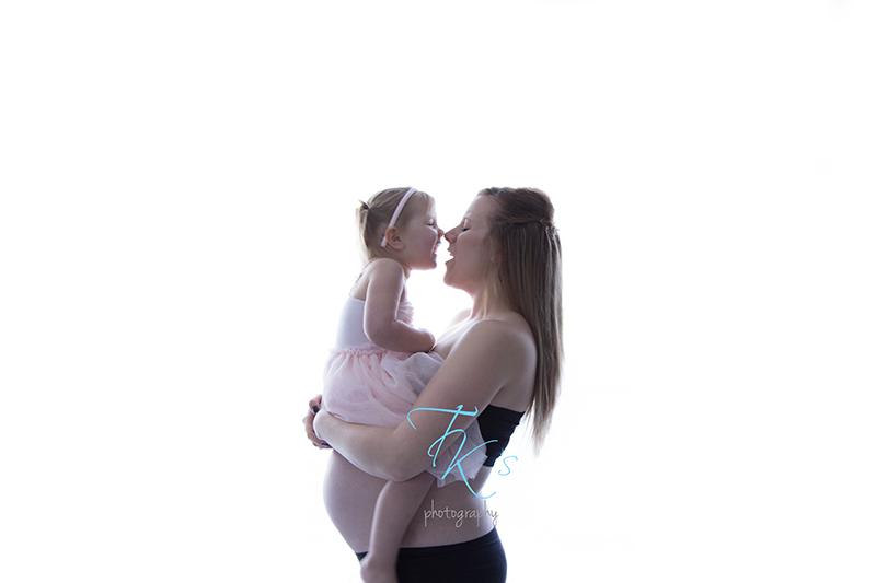 Post image for Dannielle | Launceston maternity photographer
