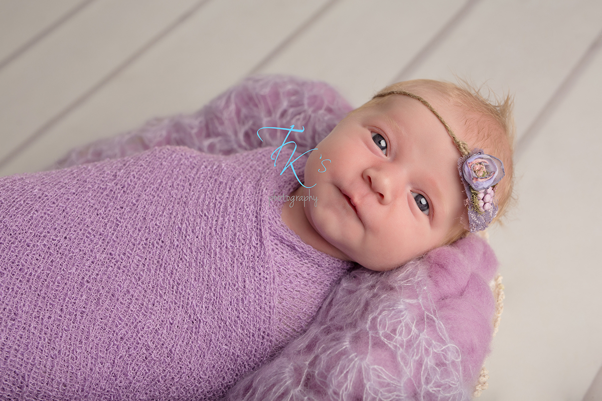 Post image for Adelyn 8 days newborn photography