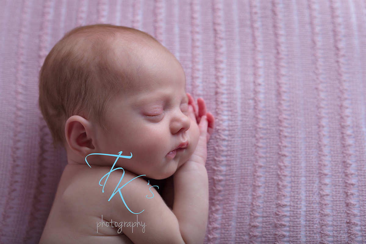 Post image for Tilly – Launceston newborn photographer