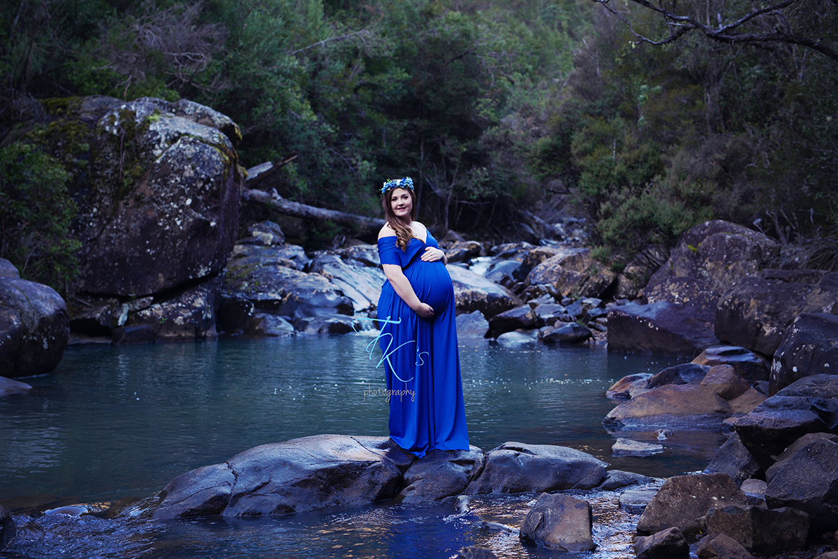 Post image for Ebonni's maternity shoot