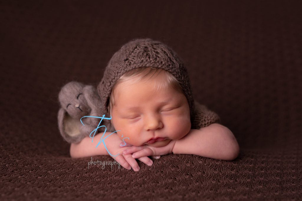 newborn photographer Launceston baby TK's Photography Kings Meadows Ana Brandt