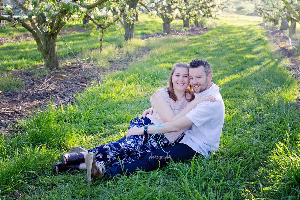 TK's Photography Launceston Spring family sessions